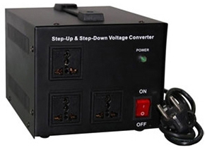 Voltage Converter For India From Us For Kitchen Appliances